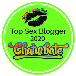 Top 100 Sex Blogger 2020 badge